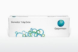 Contact Lenses Cooper Vision Biomedics 1 day Extra BMDE90