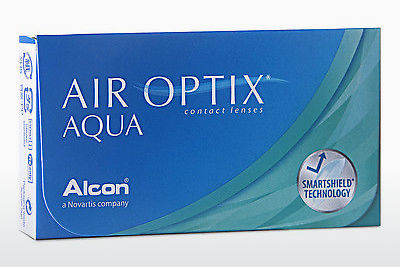 Contactlenzen Alcon AIR OPTIX AQUA (AIR OPTIX AQUA AOA6)
