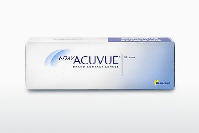 Contactlenzen Johnson & Johnson 1 DAY ACUVUE 1D2-90P-REV