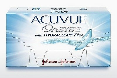 Contactlenzen Johnson & Johnson ACUVUE OASYS for ASTIGMATISM CYP-12P-REV