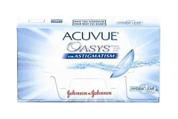 Johnson & Johnson ACUVUE ADVANCE for ASTIGMATISM AGT-6P-REV