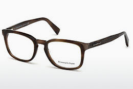 Eyewear Ermenegildo Zegna EZ5109 055 - Multi-coloured, Brown, Havanna