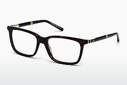 Eyewear Mont Blanc MB0489 052 - Brown, Havanna