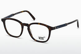 Eyewear Mont Blanc MB0639 052 - Brown, Havanna