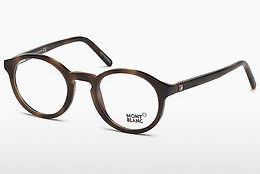 Eyewear Mont Blanc MB0673 052 - Brown, Havanna