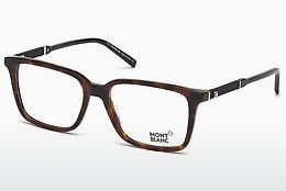 Eyewear Mont Blanc MB0675 052 - Brown, Havanna