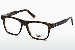 Eyewear Mont Blanc MB0704 055 - Multi-coloured, Brown, Havanna
