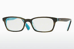 Designerbrillen Paul Smith WOODLEY (PM8140 1345) - Groen, Bruin, Havanna