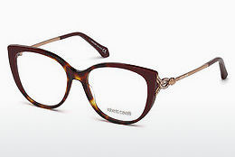 Eyewear Roberto Cavalli RC5053 A56 - Brown, Havanna
