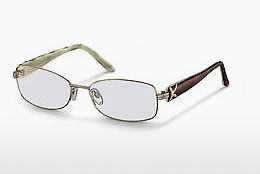 Eyewear Rodenstock R2252 A - Gold, Brown