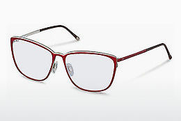 Eyewear Rodenstock R2569 B - Red, Grey