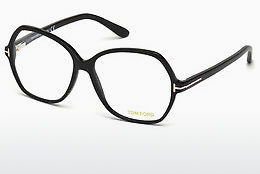 Designerbrillen Tom Ford FT5300 001 - Zwart, Shiny