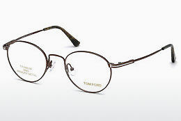 Designerbrillen Tom Ford FT5418 048 - Bruin, Dark, Shiny