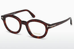 Designerbrillen Tom Ford FT5460 054 - Rood, Bruin, Havanna