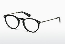 Designerbrillen Web Eyewear WE5176 001 - Zwart, Shiny