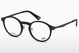 Designerbrillen Web Eyewear WE5207 002 - Zwart, Matt