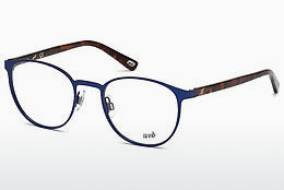 Designerbrillen Web Eyewear WE5209 091 - Blauw, Matt