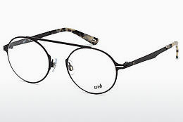 Designerbrillen Web Eyewear WE5220 002 - Zwart, Matt