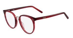 Chloé CE2690 606 STRIPED BORDEAUX