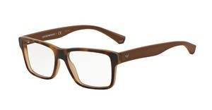 Emporio Armani EA3059 5391 TOP HAVANA/MATTE BROWN