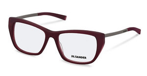 Jil Sander J4005 M dark red