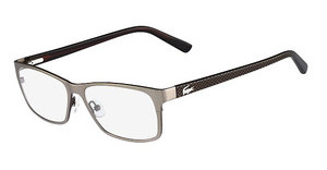 Lacoste L2172 210 BROWN/DARK BROWN