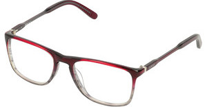 Lozza VL4017 0M62 SHINY STRIPED RED/GREY