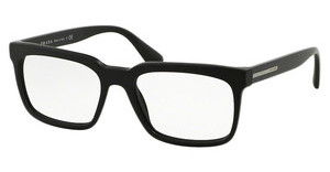 Prada PR 28RV TV41O1 MATTE BRUSHED GREY