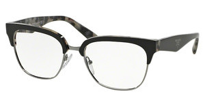 Prada PR 30RV ROK1O1 TOP BLACK/WHITE HAVANA