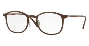 Ray-Ban RX7051 5688 MATTE BROWN