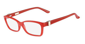 Salvatore Ferragamo SF2649 810 ORANGE/RED