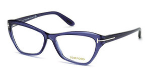 Tom Ford FT5376 090 blau glanz