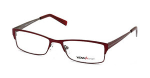 Vienna Design UN363 02 matt dark red-matt dark gun