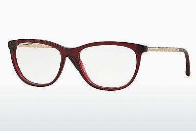 Designerbrillen Burberry BE2189 3014 - Rood, Bordeaux
