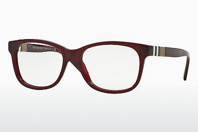 Designerbrillen Burberry BE2204 3543 - Rood, Bordeaux