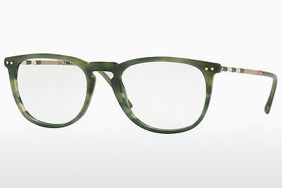 Eyewear Burberry BE2258Q 3659 - Green, Brown, Havanna