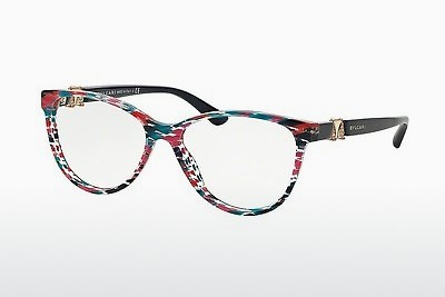 Eyewear Bvlgari BV4119B 5378 - Red, Multi-coloured