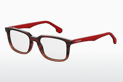 Eyewear Carrera CARRERA 5546/V O63 - Red, Brown, Havanna