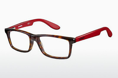 Eyewear Carrera CARRERINO 54 HNJ - Red, Brown, Havanna