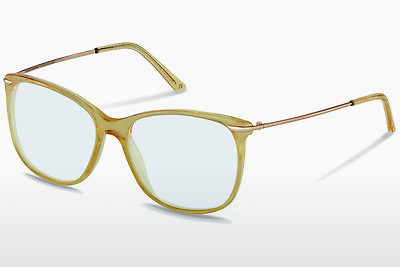 Eyewear Claudia Schiffer C4007 C - Transparent, Yellow, Gold