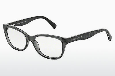 Eyewear Dolce & Gabbana MATT SILK (DG3136 1861) - Transparent, Grey