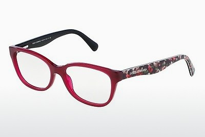 Eyewear Dolce & Gabbana MATT SILK (DG3136 2782) - Red