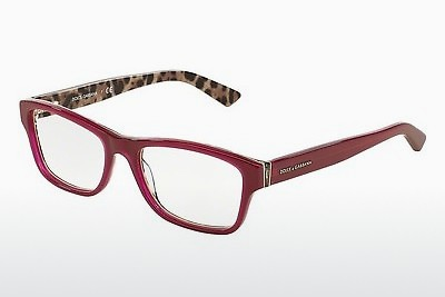 Eyewear Dolce & Gabbana Enchanted Beauties (DG3208 2882) - Red, Bordeaux