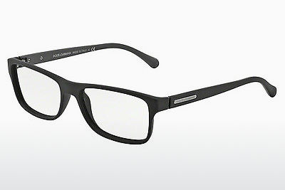 Eyewear Dolce & Gabbana OVER-MOLDED RUBBER (DG5009 2805) - Black