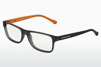 Eyewear Dolce & Gabbana OVER-MOLDED RUBBER (DG5009 2813) - Grey, Transparent