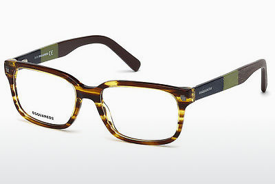 Eyewear Dsquared DQ5216 047 - Brown, Bright