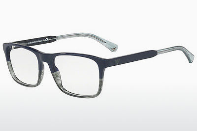 Eyewear Emporio Armani EA3120 5572 - Blue, Brown, Havanna, Green