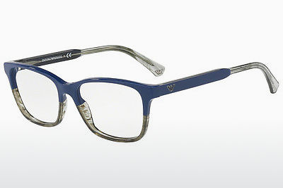 Eyewear Emporio Armani EA3121 5568 - Blue, Brown, Havanna, Green