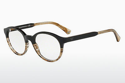 Eyewear Emporio Armani EA3122 5567 - Brown, Havanna, White