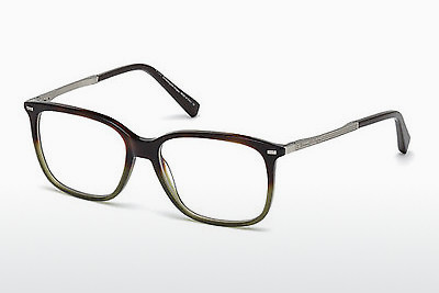 Eyewear Ermenegildo Zegna EZ5020 055 - Multi-coloured, Brown, Havanna